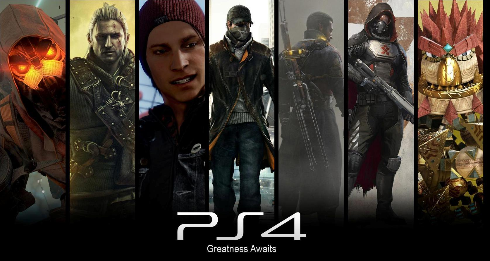 Top Ps4 Games For Ps4 : Best ps exclusive games available and upcoming